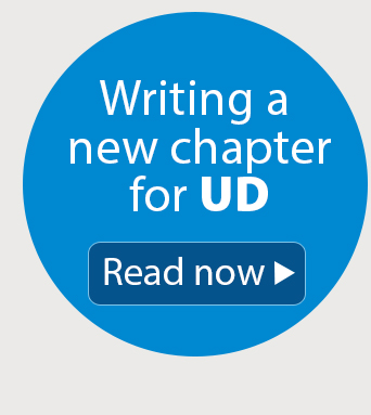 Writing a new chapter for UD. Read Now >