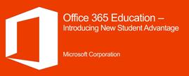 Microsoft Student Advantage @ UDel