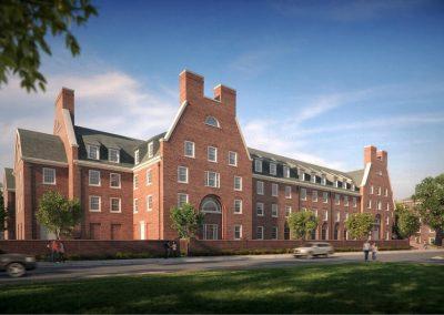 South Academy Street Residence Hall