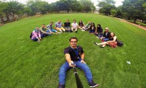 GoPro #Selfies