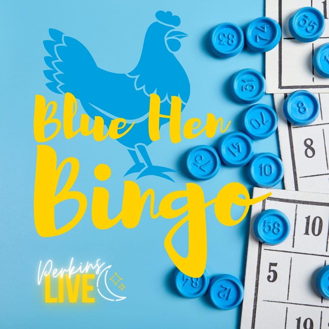 Blue Hen Bingo