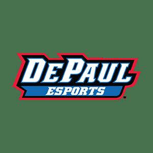 DePaul Esports logo