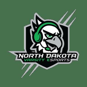 U North Dakota Esports logo