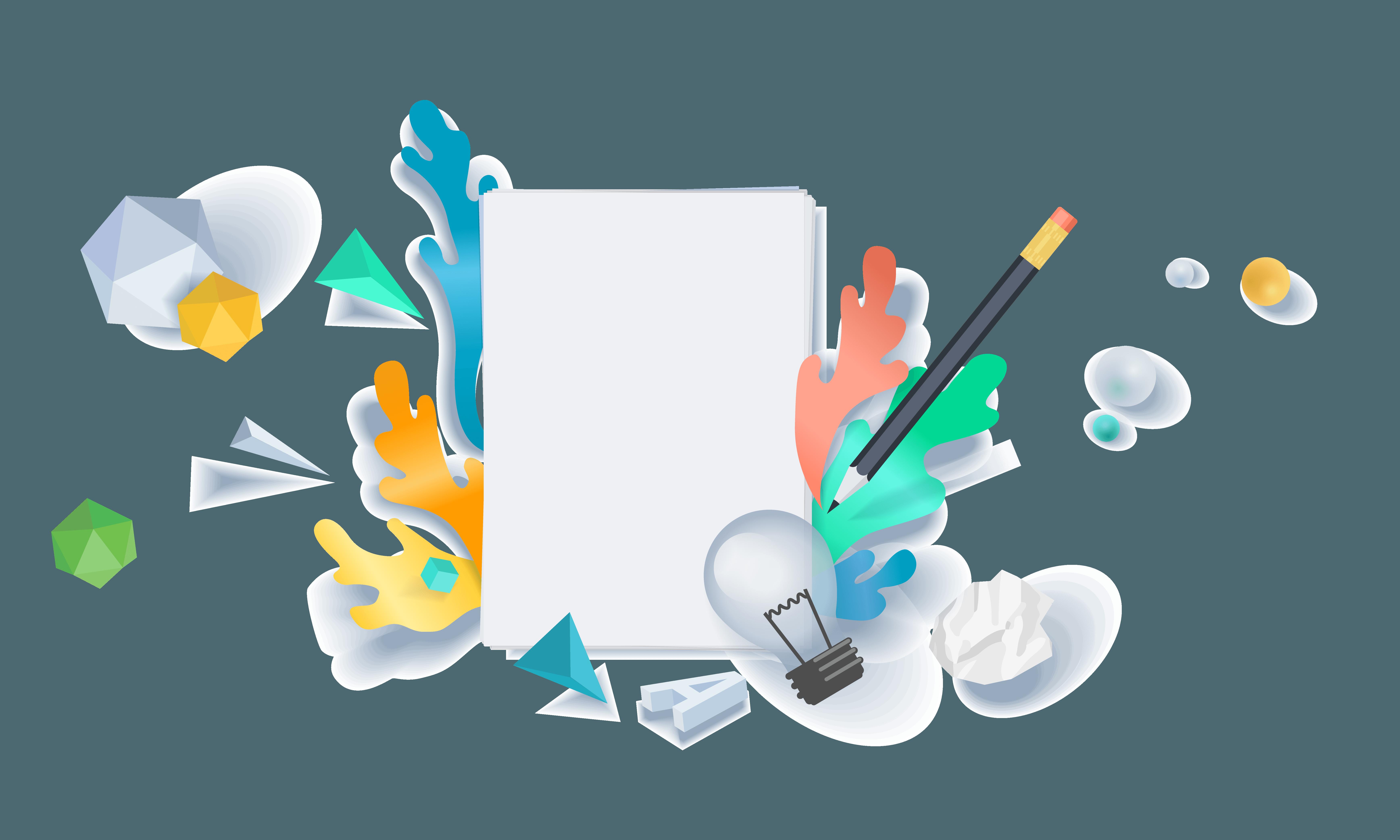 Request graphic design icon