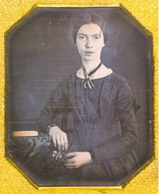Figure 1. Daguerreotype of Emily Dickinson, ca. 1846. (Archives and Special Collections, Amherst College Library, Amherst, Massachusetts.)
