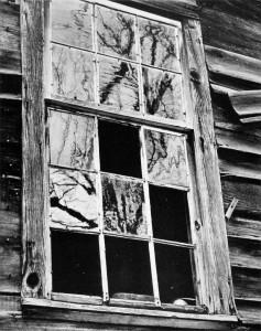 Figure 4. Paul Strand, Abandoned Window, 1944.