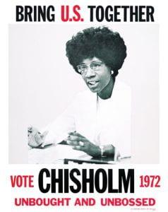 Brooklyn Congresswoman Shirley Chisholm