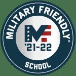 2021-22 Military Friendly Schools Designation