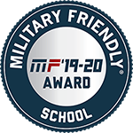 2019-20 Military Friendly Schools Award