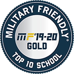 2019-20 Military Friendly Schools Top 10 Award