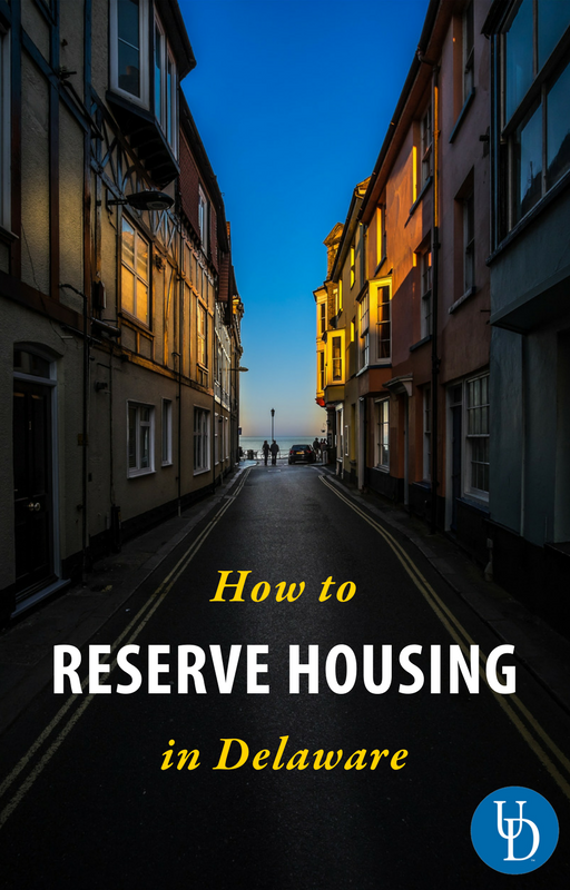 How to reserve housing