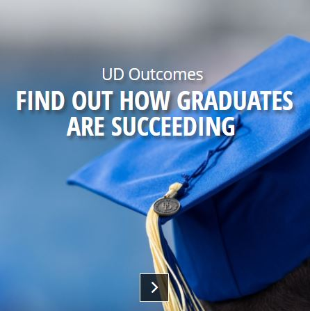 Find out how graduates of UD are succeeding