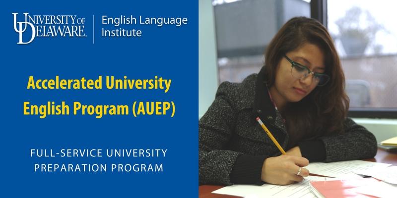 Accelerated University English Program