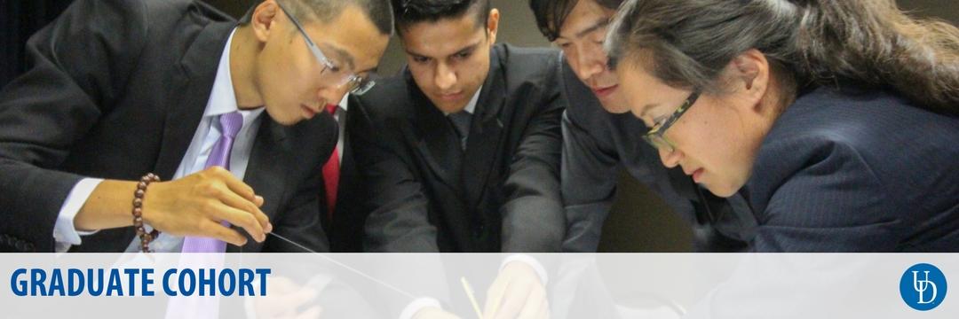 Graduate cohort program