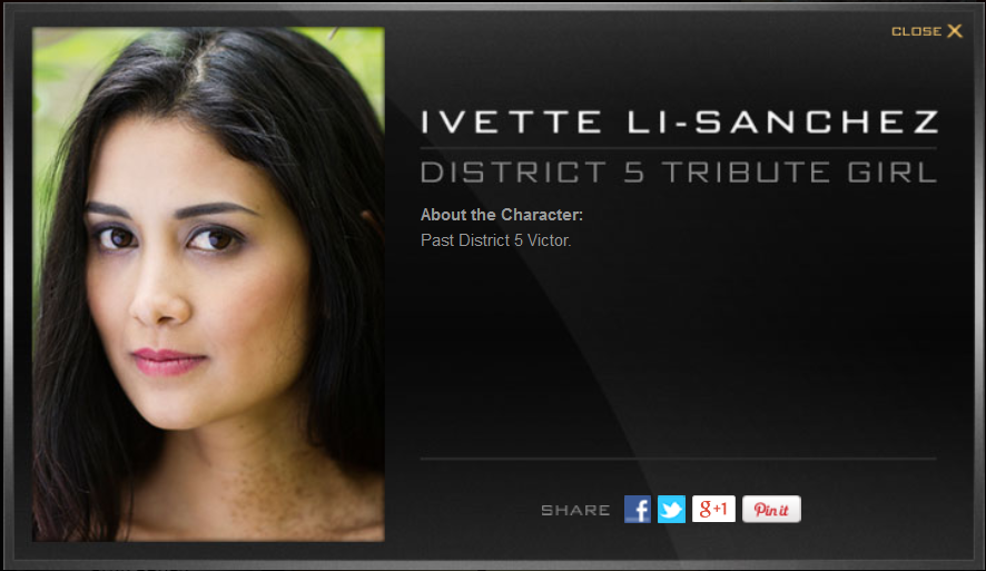 Official promotion photo - Ivette Li-Sanchez
