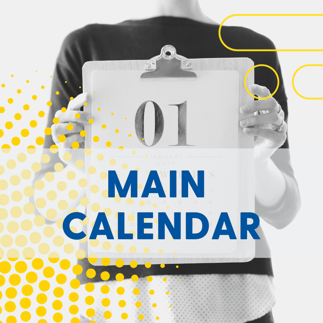 University Of Delaware Calendar 2020 Main Calendar | English Language Institute