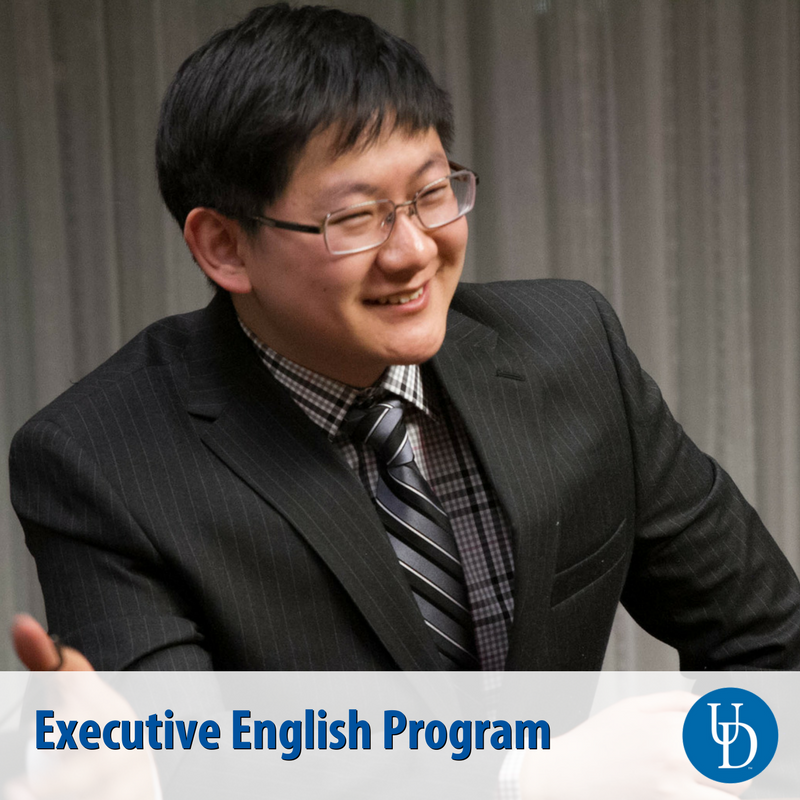 Executive English Program