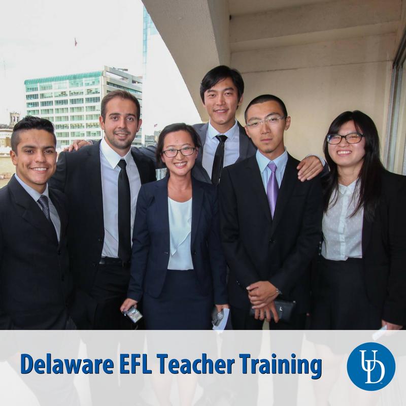 Delaware EFL Teacher Training