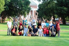 Fulbright Scholars, Summer 2015