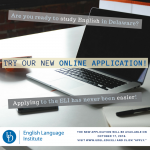 The ELI is launching a new online application form.