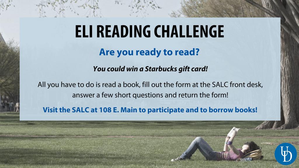 ELI Reading Challenge