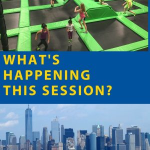 What's happening this session IV 2018