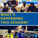 What's happening at the ELI this session?