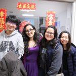 Group shot Spring Festival