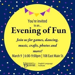 Evening of Fun Session IV 2018