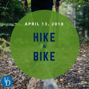 Hike and Bike Session IV 2018
