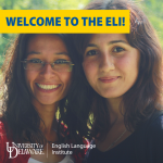 Welcome to the ELI!