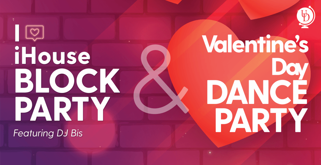 I heart iHouse Block Party and Valentine's Day Dance Party