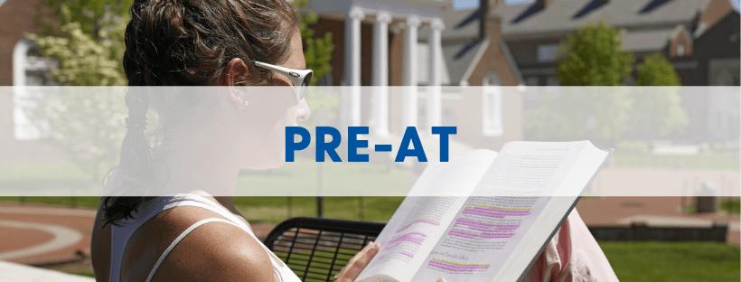 Enroll in Pre-AT
