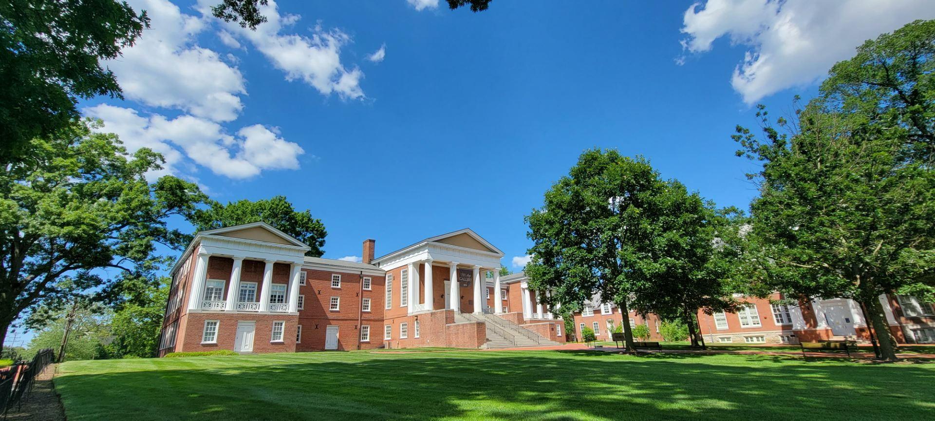 Old College, University of Delaware