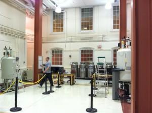 DRX400 NMR spectrometer