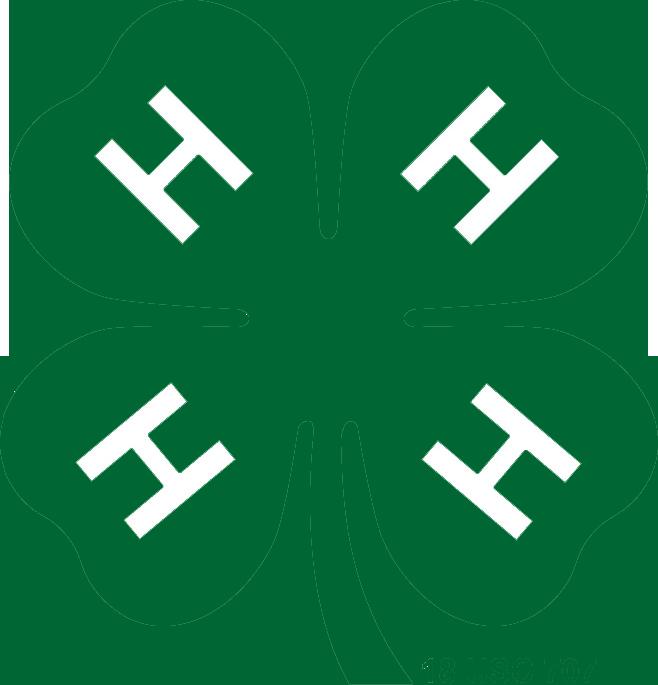 4-H Clover Emblem