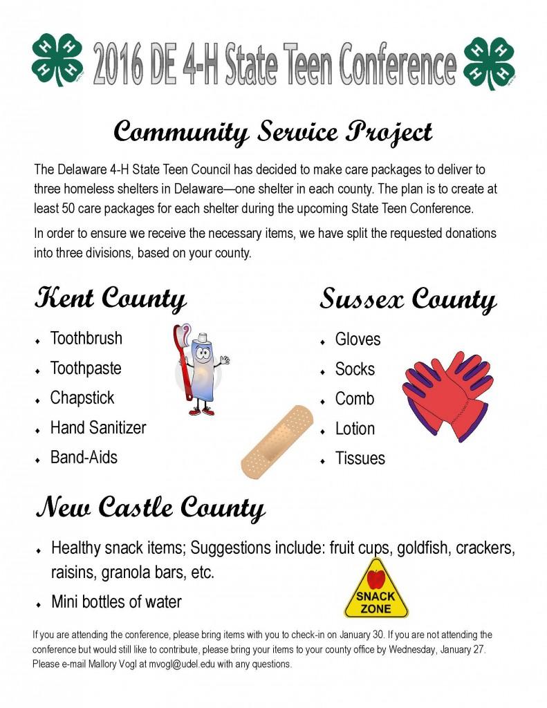 STC Community Service