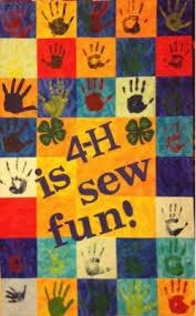 4-H is sew fun