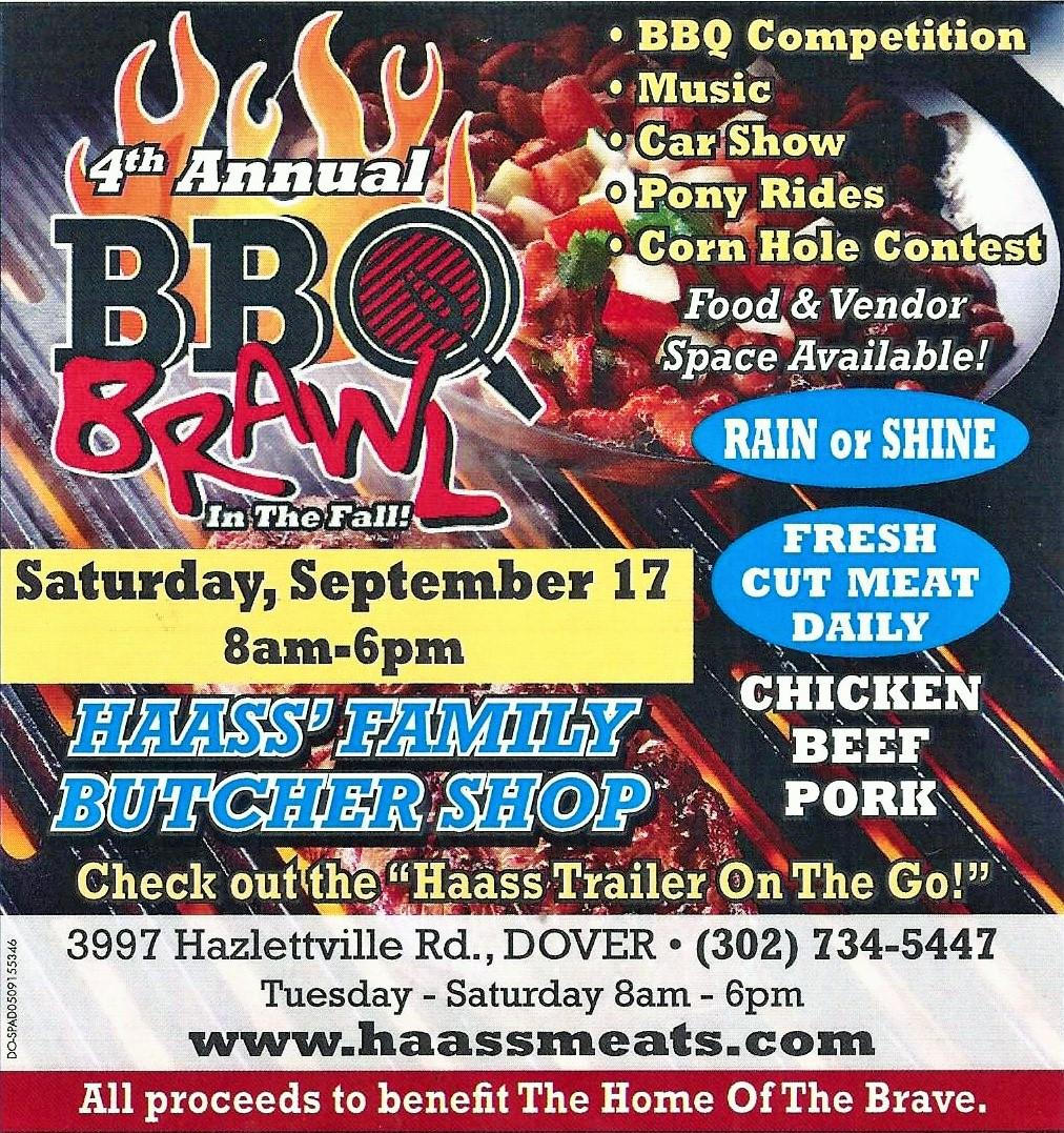 Haass Butcher shop flyer