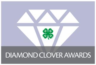 diamond clover