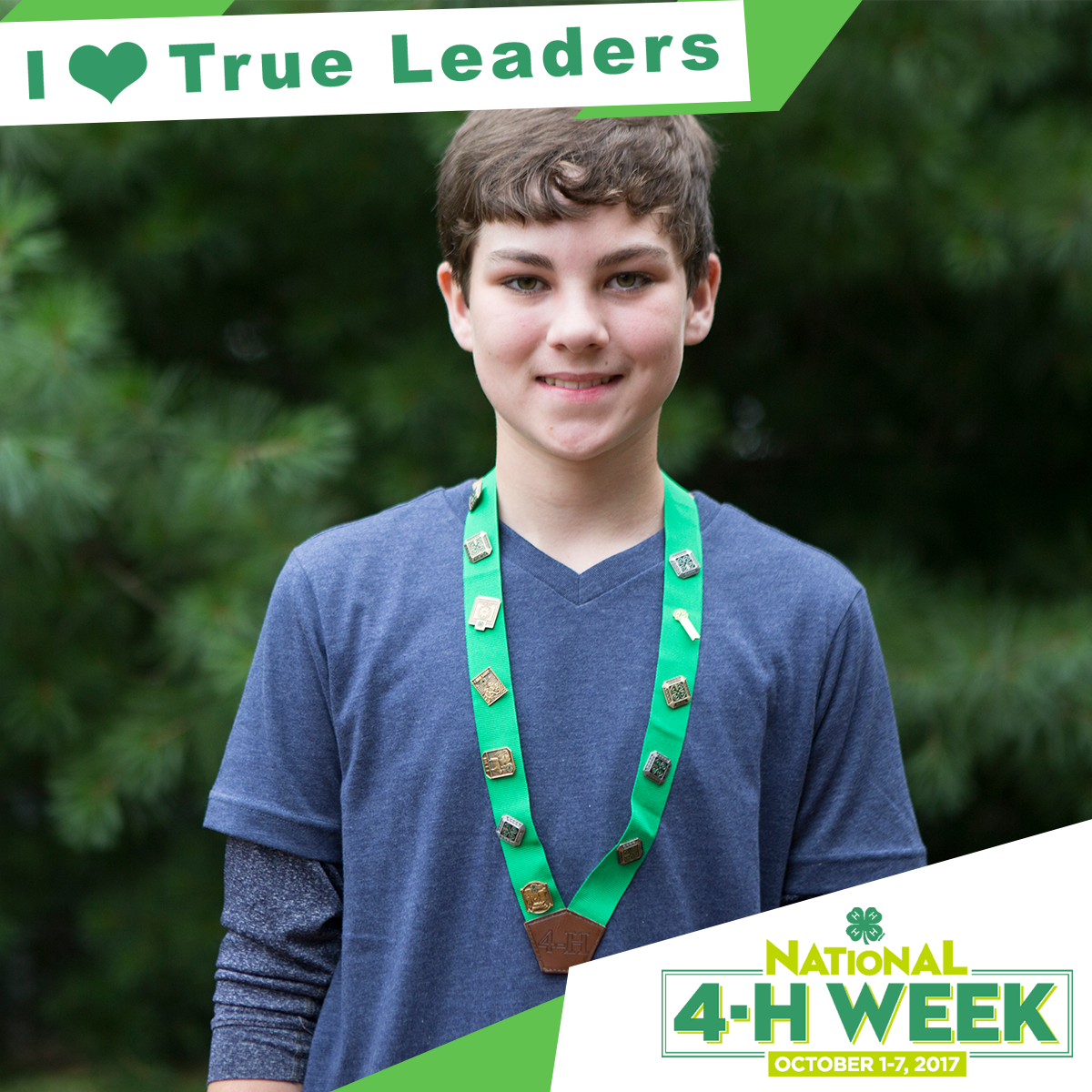 Add a 4-H Frame to your Facebook Profile Picture for 4-H Week! | New ...