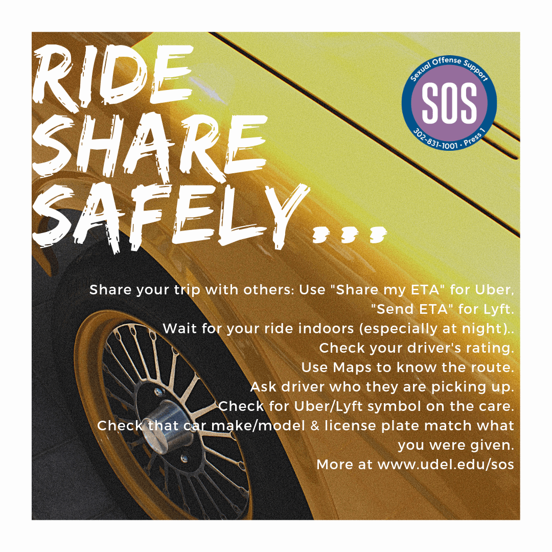Ride Share Safely