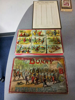 19th- and 20th-century boardgames