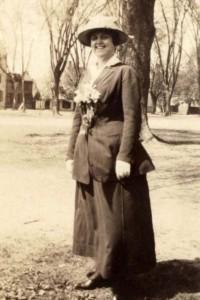 Agnes Medill