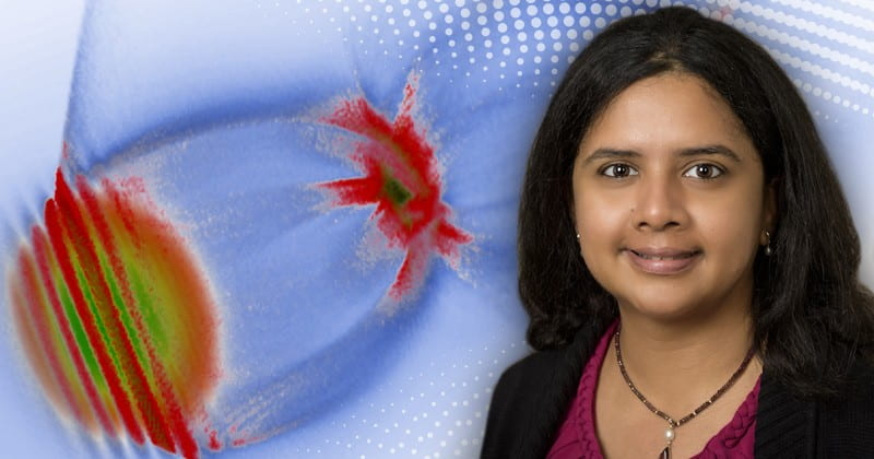 Sunita Chandrasekaran is an assistant professor of computer and information sciences at the University of Delaware.