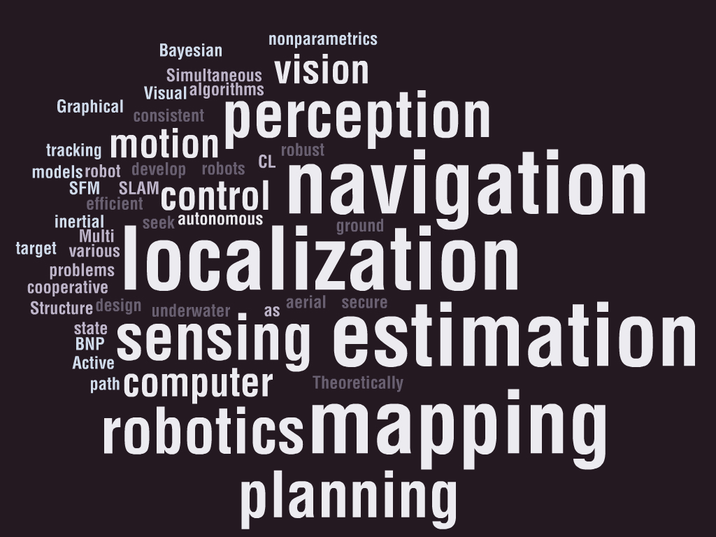 Welcome! | Robot Perception and Navigation Group (RPNG)
