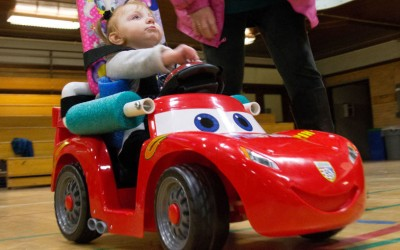 Why Power Wheels Are the Perfect Physical Therapy Tool for Kids