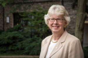 Nancy Targett - Interim President for the University of Delaware