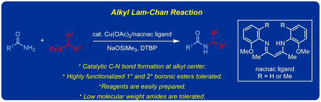 Alkyl Lam-Chen Reaction