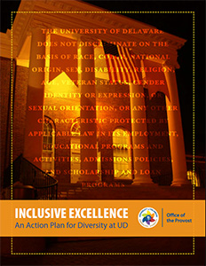 Inclusive Excellence action plan cover page, click to download full report